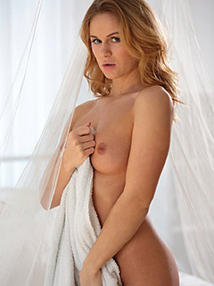 Jenny M in Angelic Touch