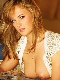 Sarah Pipkin in Playboy Muse