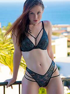 Emily Bloom in Paradise