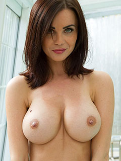 Emma Glover in Pool Tennis