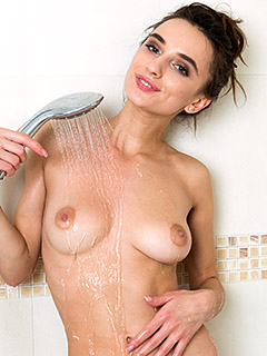 Gloria Sol in Getting Wet