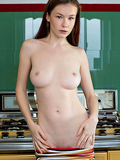 Emily Bloom in Vintage