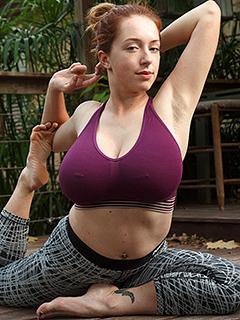 Berneray nude kelsey Busty Legend: