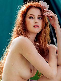Heidi Romanova in Perfect Solitude