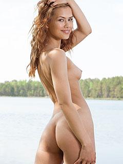 Laura Angelina in Outdoor Beauty