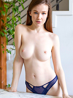 Emily Bloom in Clouds