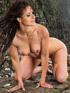 Melisa Mendiny in Paradise Closeups