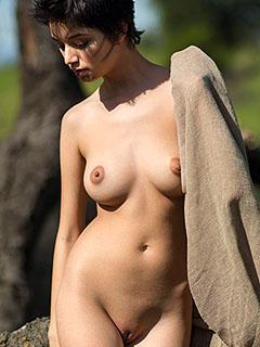 Eden Arya in The Woods With Eden