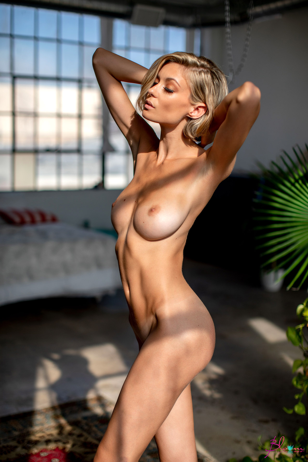 Anna Lisa Wagner in Urban Jungle - Tribute To Beauty
