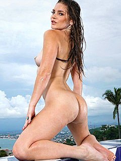 Misty Lovelace in Wet And Ready