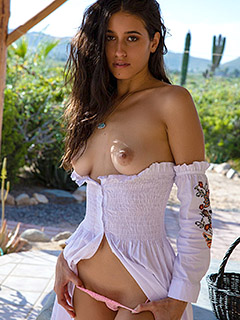 Megan Blake in Delicate Attraction