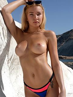 Fabiana in Punta Bianca