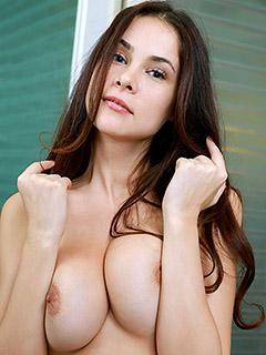 Martina Mink in Sexy Slip