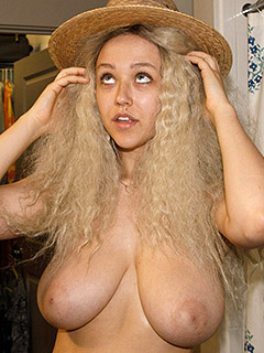 Sabrina Nichole in Wigging Out