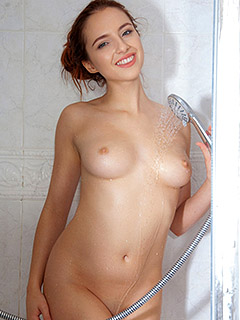 Sophia Blake is In The Shower