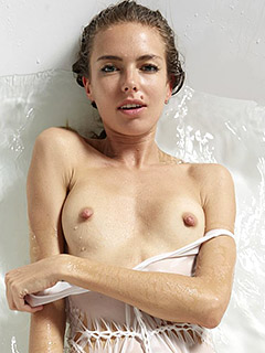 Alena Vezza in Fashion Erotica