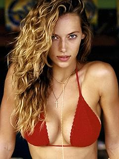Hannah Ferguson in Bikini
