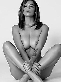 Ali Rose in Classic Nude