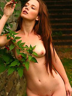 Milena May in Waterhouse