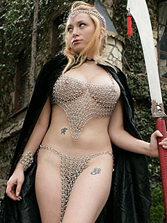 Aiden Starr is The Spear Handler