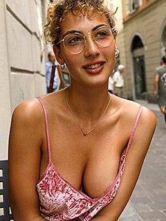 Sylvia Belotti in Italian Gunpowder