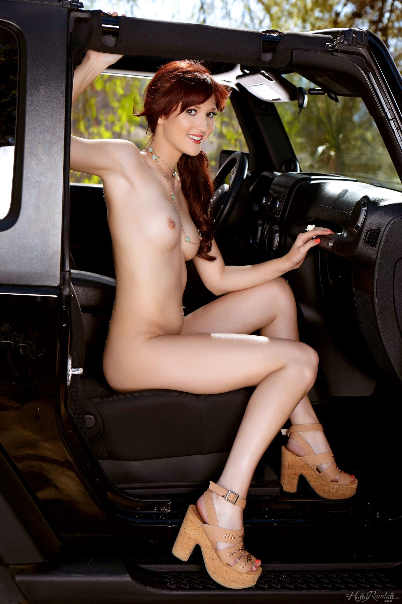 naked girls with jeeps
