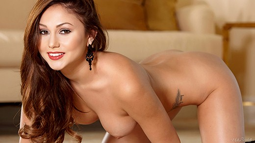Ariana Marie nude with Passion