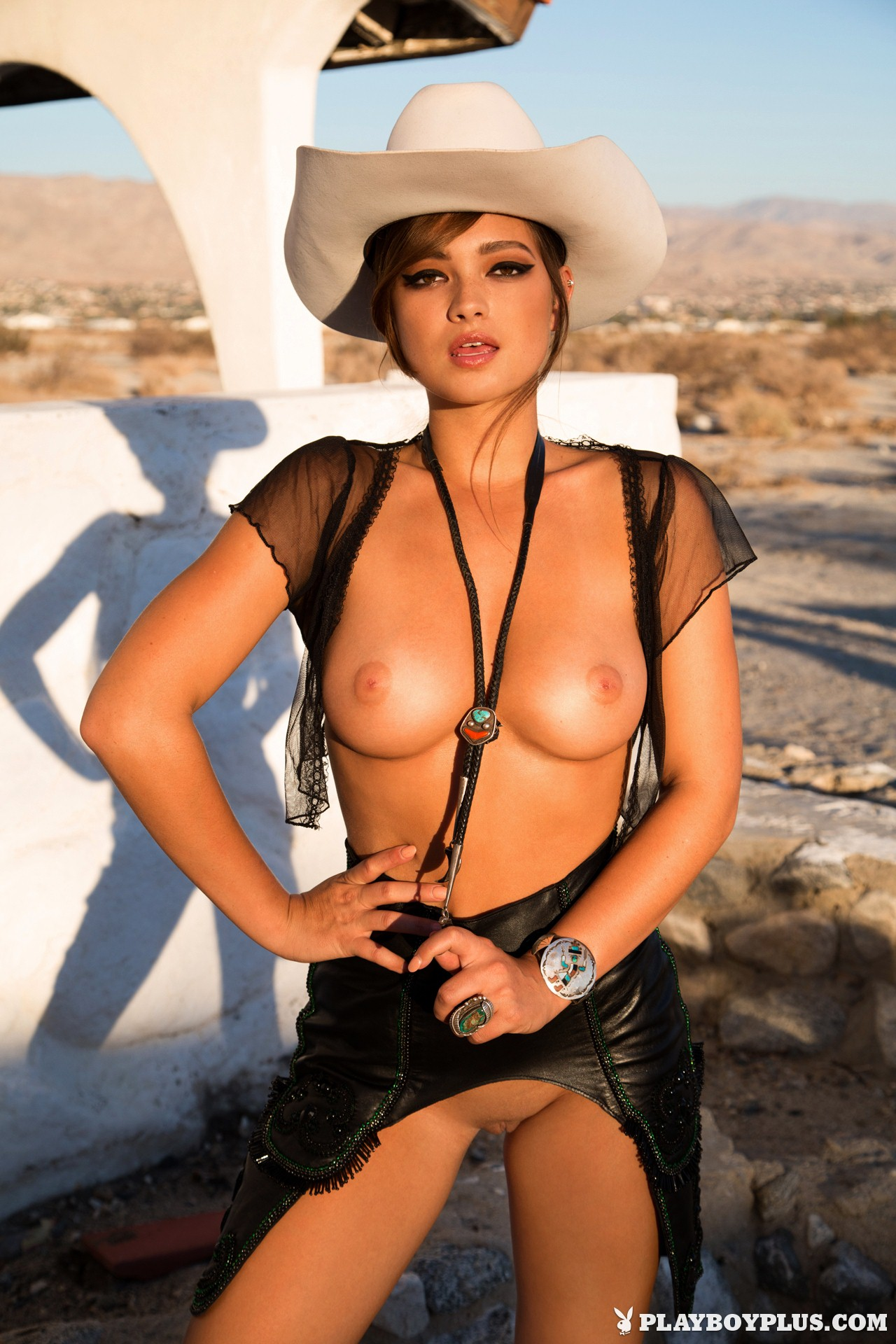naakt cowgirl pics