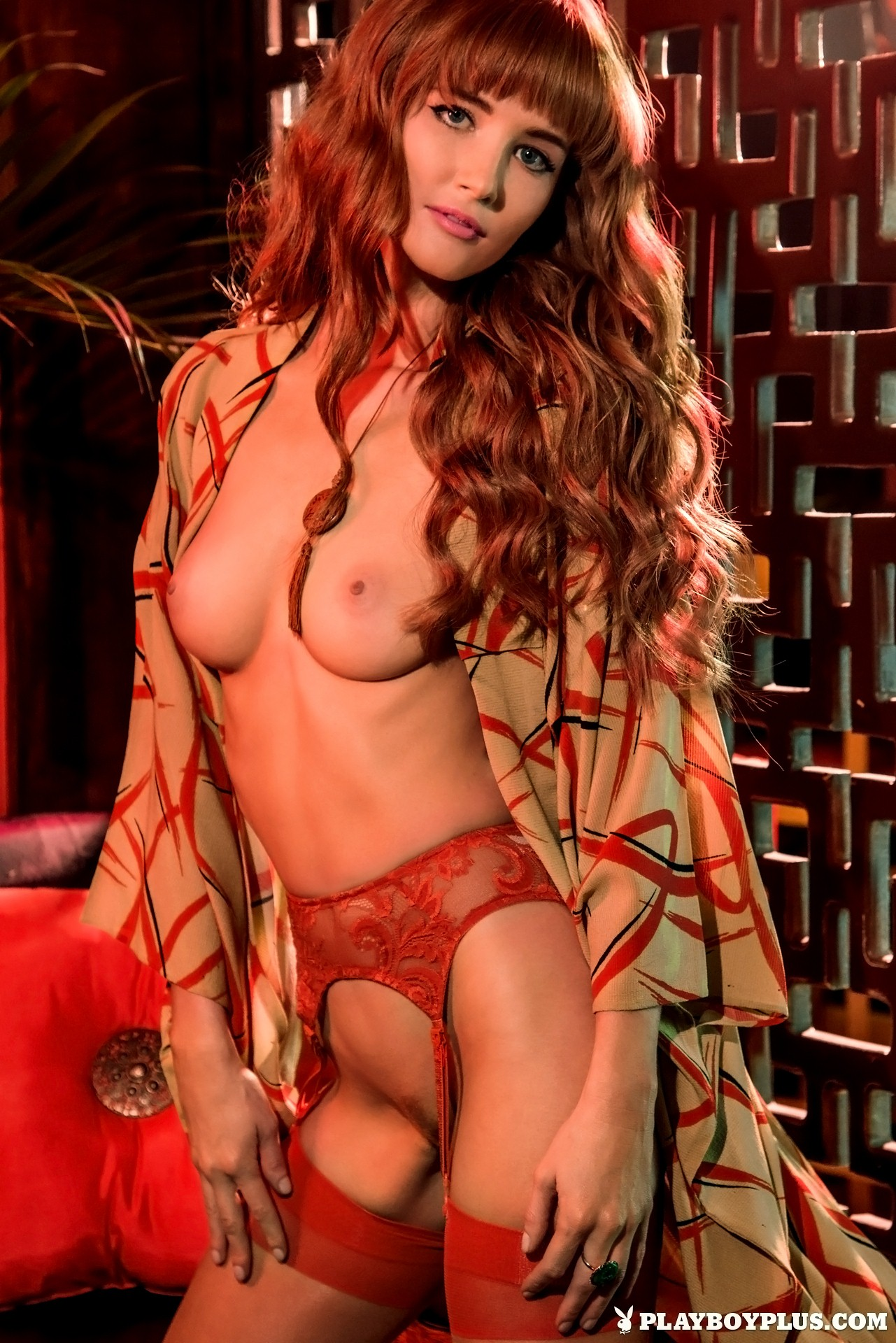 Thank for Red head playmates nude urbanization any