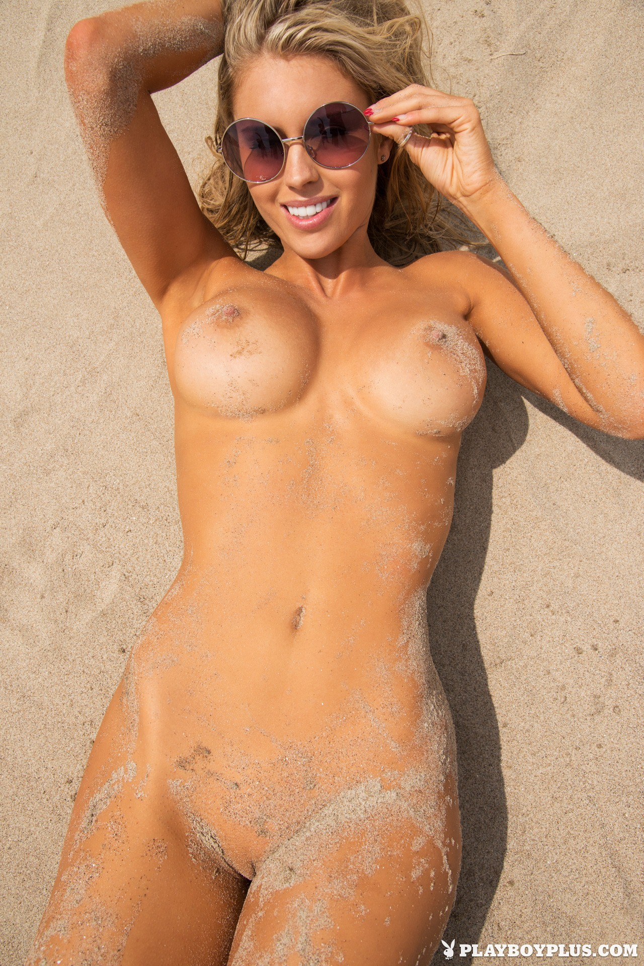 Kayla Rae Reid Nude In Beach Bum  A Tribute To Playboy-2537
