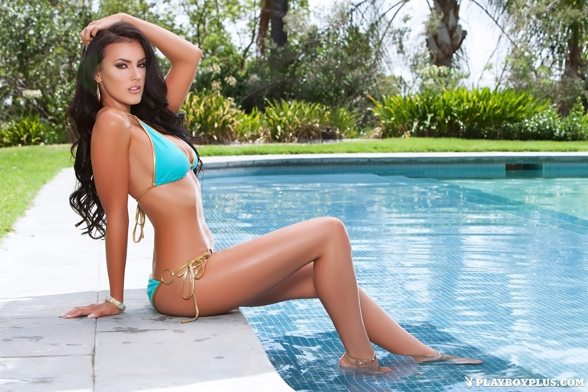 Ashleigh Hannah Cybergirl of the Month September 2015 | A