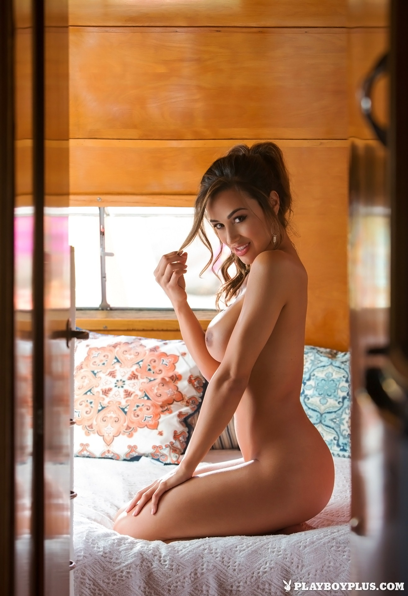 Ana Cheri Nude Strong Woman  A Tribute To Playboy-9540