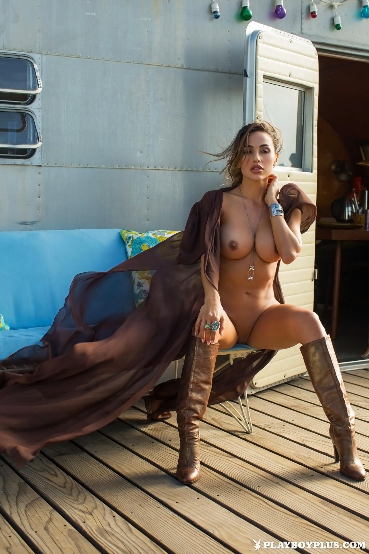 Ana Cheri In Sweet Honey A Tribute To Playboy