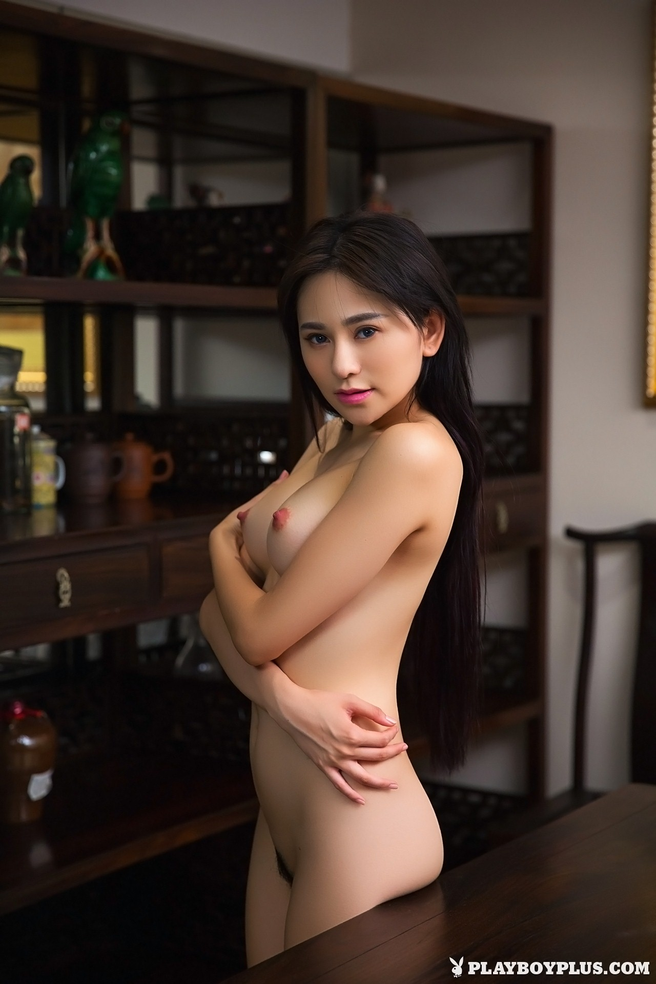 from Reuben playboy asian nude girl