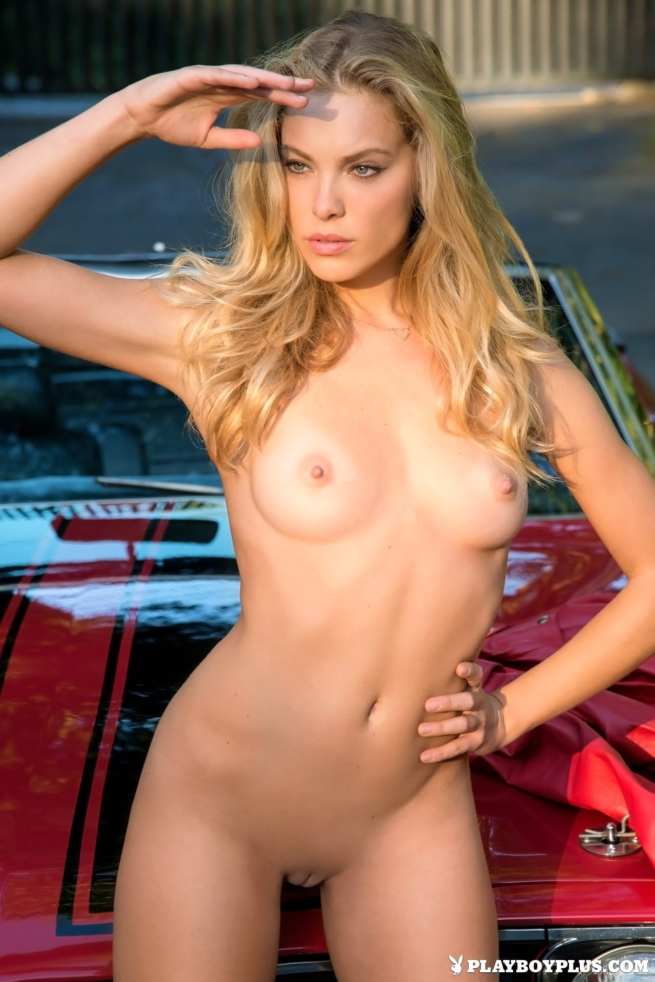 Kristy Garett Nude In Centerfold Seduction  A Tribute To -5307