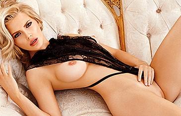 Stephanie Branton Playmate of the Month September 2014