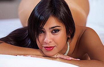 Celeste Sablich in Lustful Latina
