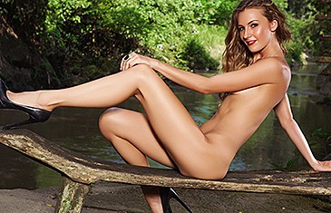 Jennifer Love in Down the River