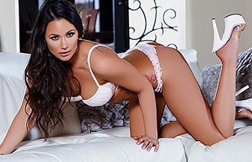 Candace Leilani Cybergirl of the Month December 2014