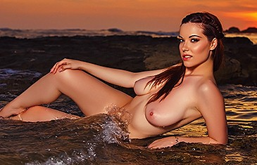 Elizabeth Marxs nude in Tidal Force