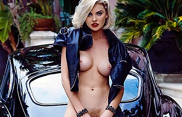 Kayslee Collins nude in Style Icon