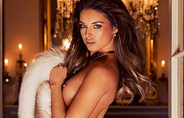 Brittany Brousseau Playmate of the Month May 2015
