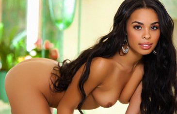Briana Ashley Cybergirl of the Month June 2015