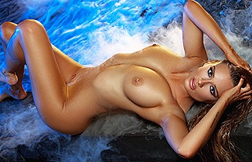 Brittney Shumaker in Nightswimming