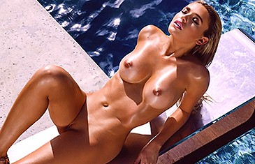 Monica Sims Playboy Playmate of the Month September 2015
