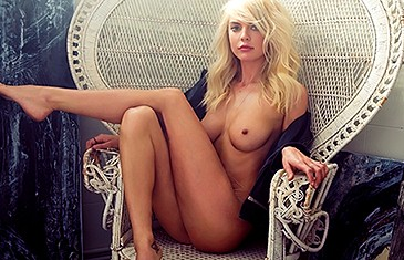 Rachel Harris nude in Fine Art