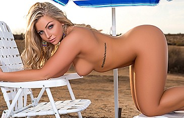 Teya Kaye in Roughin' It