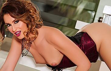 Melissa Jean in Glamorous Senses
