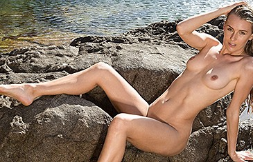 Jennifer Love in Seashore Beauty